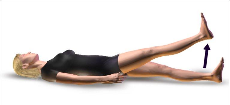 승마살 다리 운동