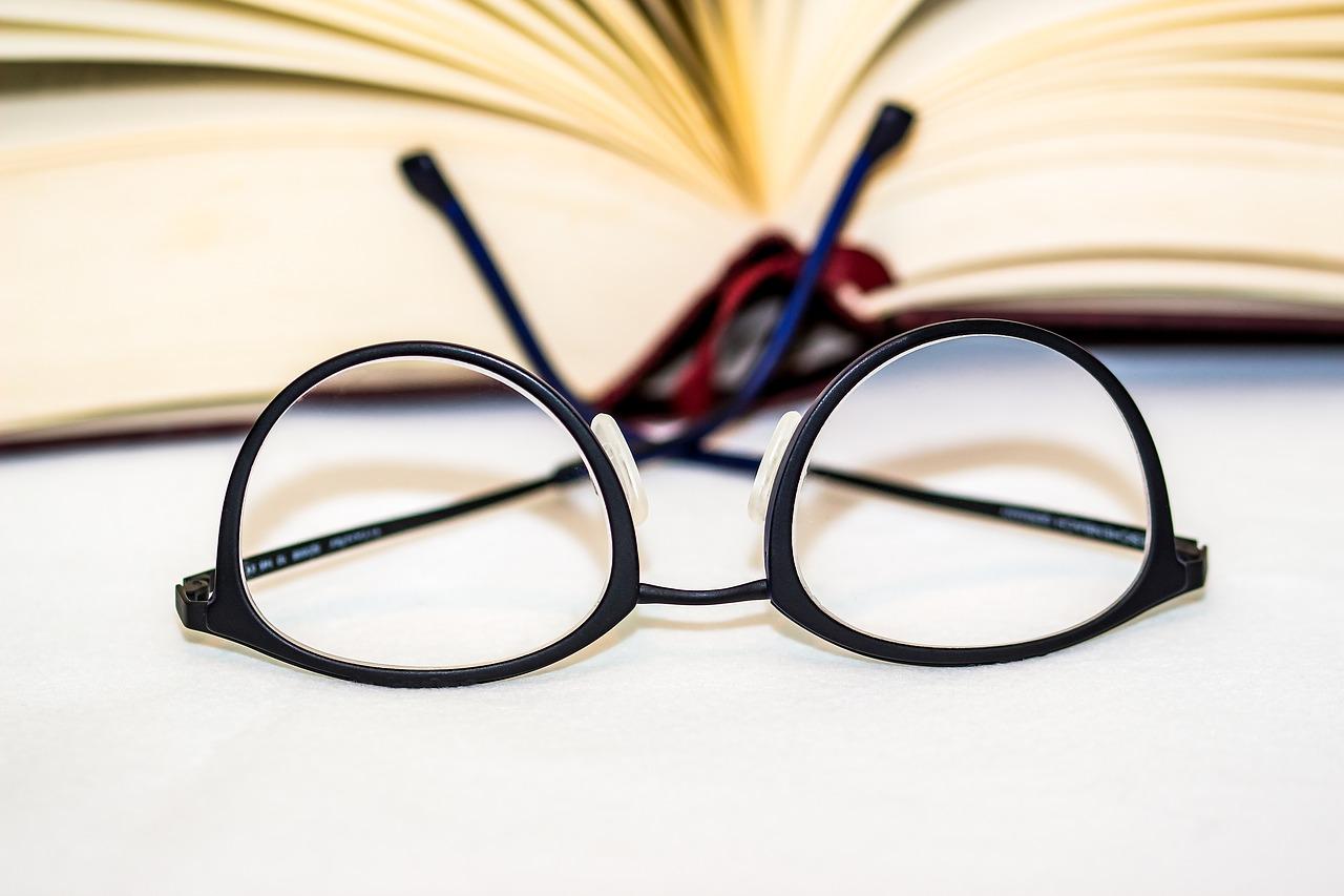 안경 두통