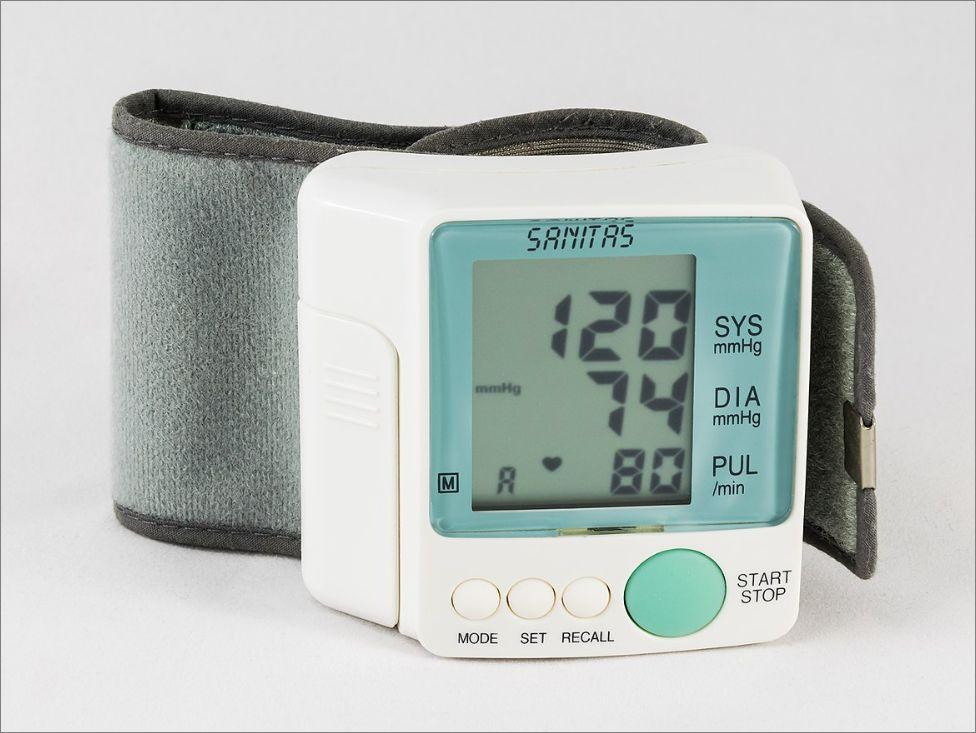 혈압 측정 하는 법