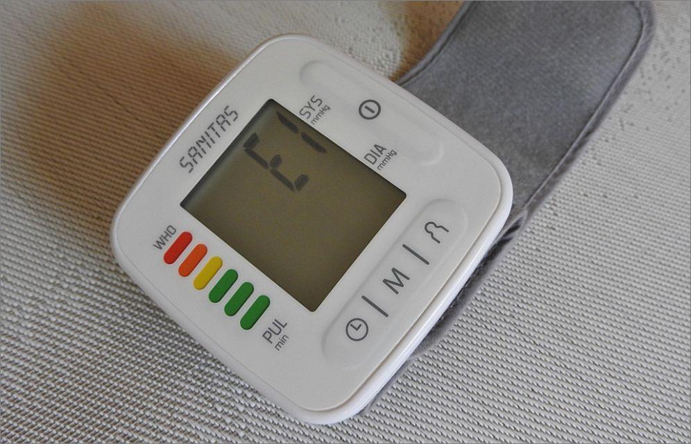 올바른 혈압 측정 방법