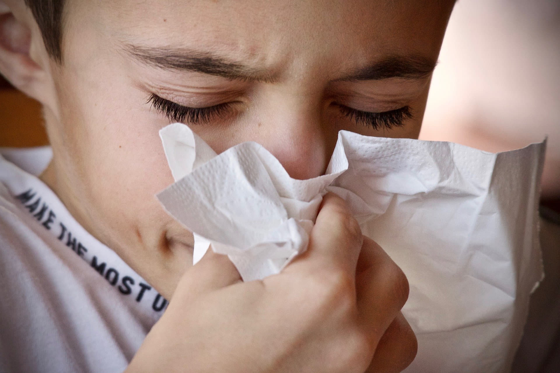 B형 독감 증상