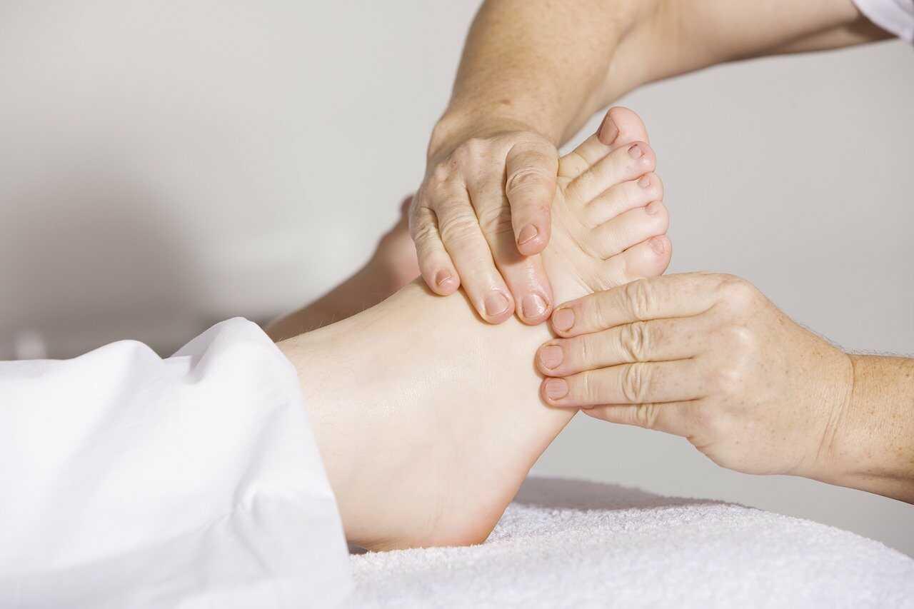 발 건강 관리