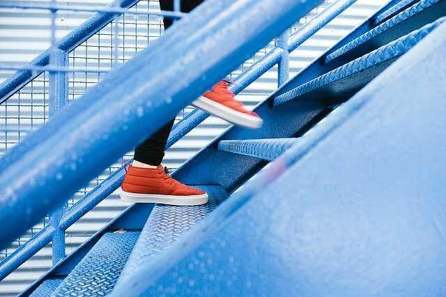 계단 오르기 효과 및 부작용