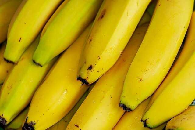 바나나 칼로리 다이어트