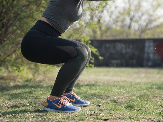 하체 근력 강화에 좋은 스쿼트 효과 8가지